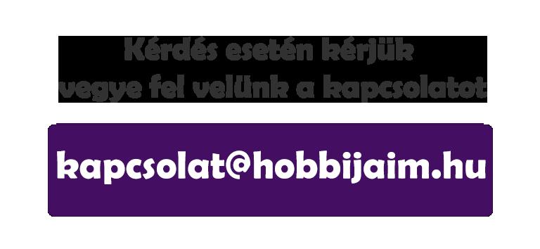 kapcsolat@hobbijaim.hu
